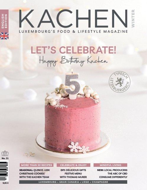KACHEN #21 (Winter 2019) English edition