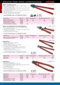 Kabelscheren, Zangen, Schneid- und Abisolierwerkzeuge - Seite 2