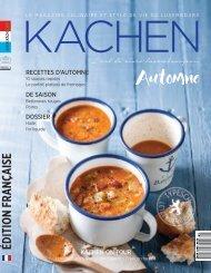 KACHEN #20 (Automne 2019)  Édition française