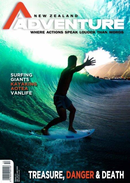 Adventure Magazine December 2019/January 2020