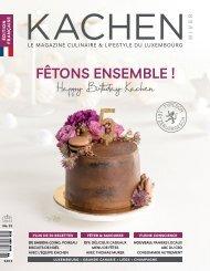 KACHEN #21 (Hiver 2019)  Édition française