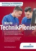 Schongauer Ausbildungsmesse 2020 - Infobroschüre - Page 2