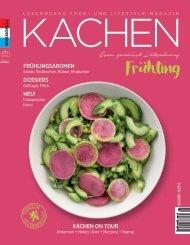 KACHEN #18 (Frühling 2019) Deutsch Ausgabe