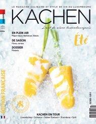 KACHEN #19 (Été 2019)  Édition française