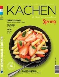 KACHEN #18 (Spring 2019) English edition