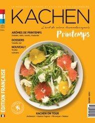 KACHEN #18 (Printemps 2019)  Édition française