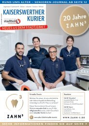Kaiserswerther Kurier 04/2020