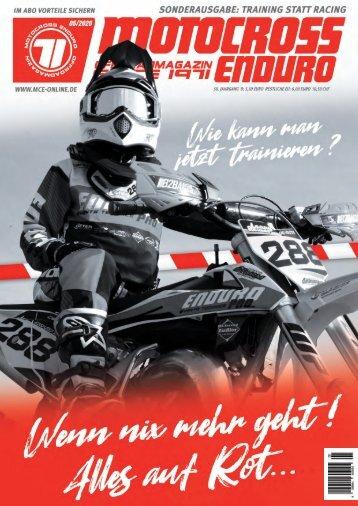 Motocross Enduro Ausgabe 05/2020