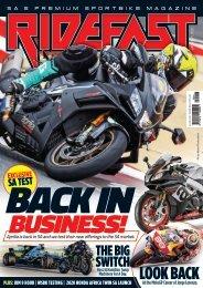 RideFast Jan 2020
