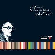 KEIM poLyChro® –  Le Corbusier