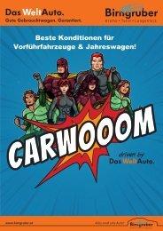 CARWOOOM_Vorführfahrzeuge
