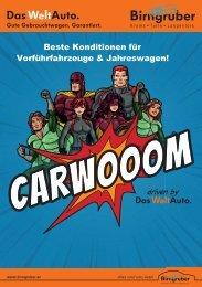 CARWOOOM_Vorführfahrzeuge ohne sch