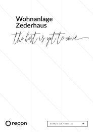 Expose Zederhaus neu