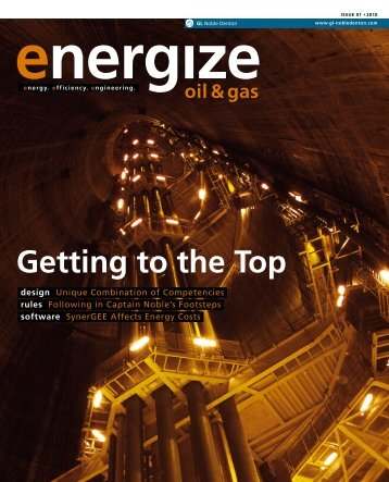 energize oil & gas 01/2010 - GL Group