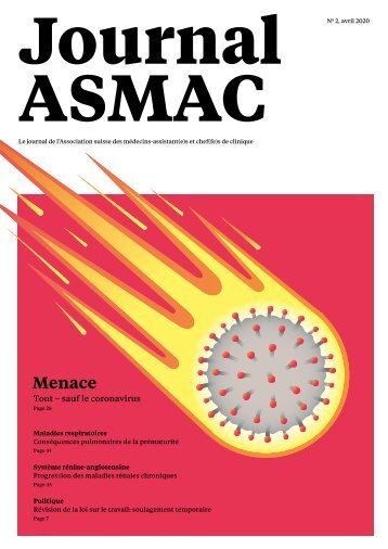JOURNAL ASMAC No 2 - avril 2020