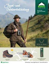 Wild & Wald Jagdbeilage