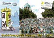 Ausgabe 2010/02 - Schützengilde Neuss e.V. 1850/1961