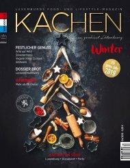 KACHEN #17 (Winter 2018) Deutsch Ausgabe