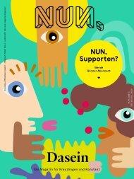 NUN, #5 –Dasein
