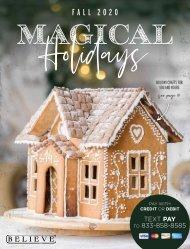 2020 Magical Holidays Fall Catalog_FC
