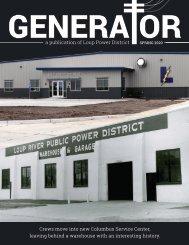 Spring 2020 Generator