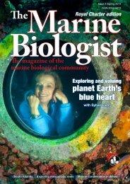 The Marine Biologist Issue 2