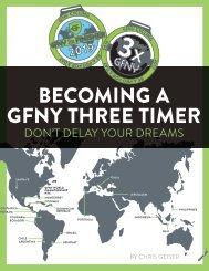 Becoming A GFNY Three Timer