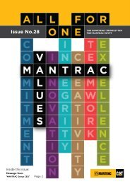 All for ONE - Issue#28