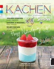 KACHEN #15 (Sommer 2018) Deutsch Ausgabe
