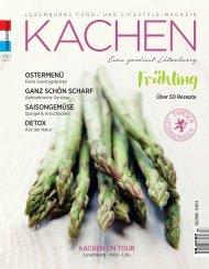 KACHEN #14 (Frühling 2018) Deutsch Ausgabe