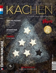 KACHEN #17 (Hiver 2018)  Édition française