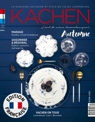 KACHEN #16 (Automne 2018) Édition française