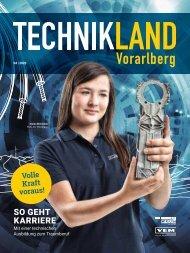 TECHNIKLAND Vorarlberg 04/2020