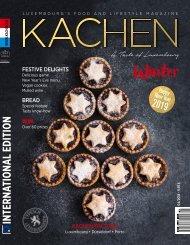 KACHEN #17 (Winter 2018) English edition