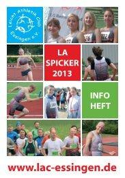 LA Spicker 2013