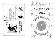 LA Spicker 2001