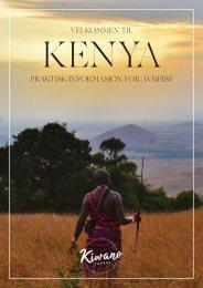 Kenya Praktisk Informasjon