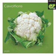 Brochure Cavolfiore 2020