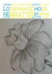 Newsletter 14- 17.04.20