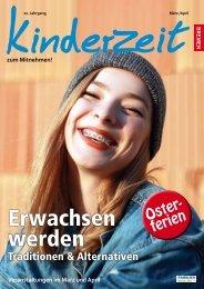 Kinderzeit Bremen 03/04 2019