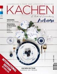 KACHEN #16 (Autumn 2018) English edition