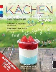 KACHEN #15 (Summer 2018) English edition