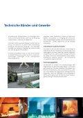 Technische Bänder und Gewebe - Frenzelit Werke GmbH - Seite 2
