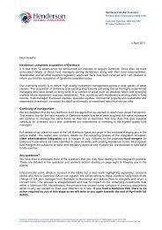 ChelmsfordLetterheadFAST _3 - Henderson Global Investors