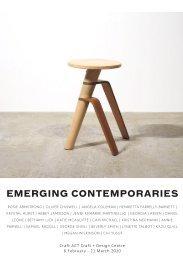Emerging Contemporaries