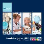 Gesundheitsführer Potsdam und Umgebung 2020/21