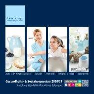 Gesundheits- und Sozialwegweiser Landkreis Stendal & Altmarkkreis Salzwedel 2020/2021
