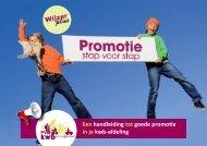 Wijzerplus - Promotie stap voor stap