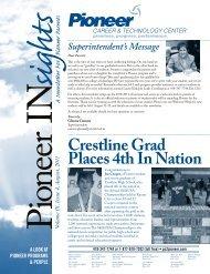 Insights August 2011 Volume IX, Issue 4 - Pioneer Career ...