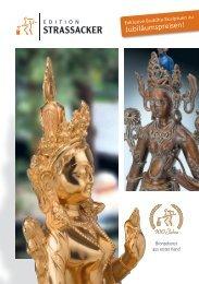 EXKLUSIVE BUDDHA-SKULPTUREN VON STRASSACKER